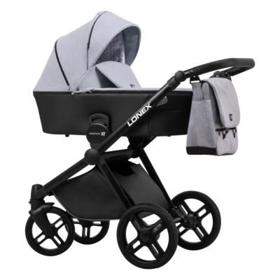 LONEX EMOTION XT COMBO 2 в 1 LIGHT GREY ECO
