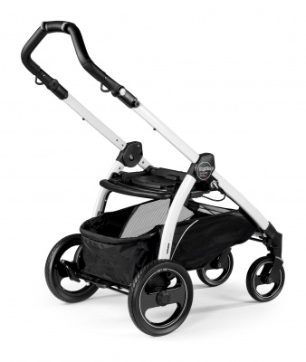Коляска 2 в 1 Peg Perego Book 51 Pop-Up Luxe Pure