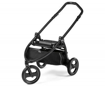 Коляска 2 в 1 Peg Perego Book Scout Pop Up Luxe Pure