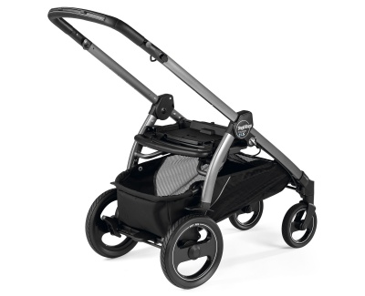 Коляска 3 в 1 Peg-Perego Book 51 S Pop Up Modular Luxe Pure