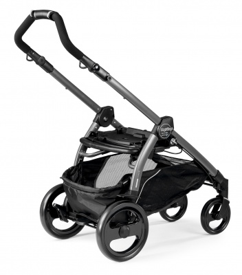 Коляска 2 в 1 Peg Perego Book 51 Elite Luxe Mirage