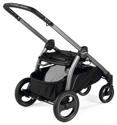 Коляска 3 в 1 Peg-Perego Book S Elite Modular Luxe Mirage